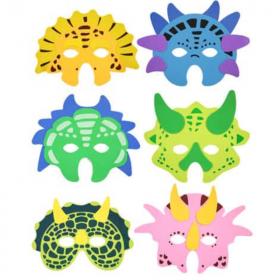 Dinosaur Eva Soft Mask
