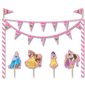 Disney Princess & Animals Cake Decoration Kit