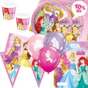 Disney Princess Party Supplies Set
