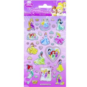 Disney Princess Foil Stickers