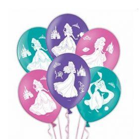 Disney Princess Latex Balloons
