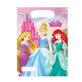 Disney Princess Party Bags, pk6