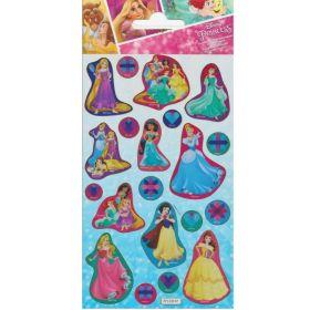 Disney Princess Foil Stickers