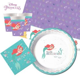 Disney Ariel Under The Sea Tableware for 8