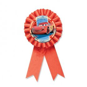 Disney Cars Award Ribbon