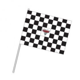Disney Cars Checkered Flags pk4
