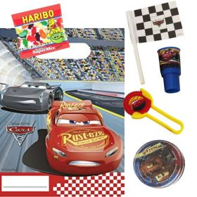 Disney Cars Pre Filled Party Bags
