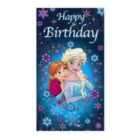 Disney Frozen Elsa Happy Birthday Card
