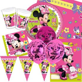 Disney Minnie Mouse Ultimate Party Pack for 8