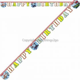 Disney Planes Party Jointed Banner 1.9m