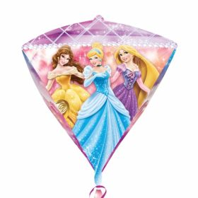Disney Princess Diamondz Foil Balloon 17''