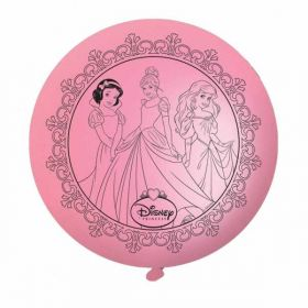 Disney Princess Latex Party Punch Ball Balloons pk4