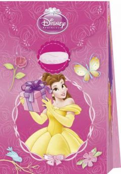 Disney Princess Paper Party Bags pk6