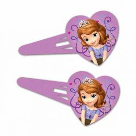 Disney Sofia The First 4 Hair Accessories