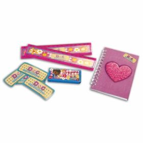 Doc McStuffins Stationery Pack 20pc