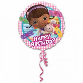 Doc McStuffins Happy Birthday Foil Party Balloon