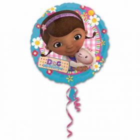 Doc McStuffin Foil Party Balloon 17''
