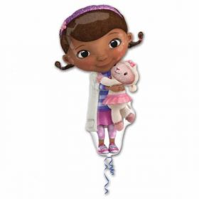 Disney Doc McStuffins Supershape Foil Balloon 35''