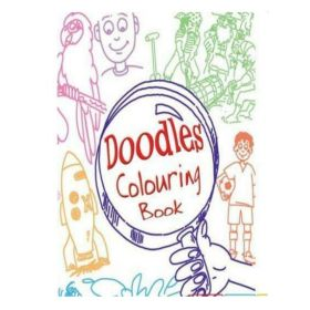 Doodles Colouring Book