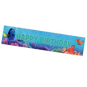 Finding Dory Holographic Foil Banner 2.7m