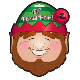 Elf Facial Hair Set