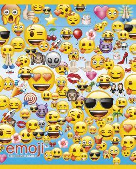 Emoji Party Bags pk8
