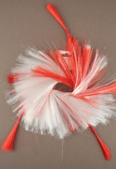 St. Georges Day / England Hair Scrunchie