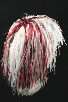 St. Georges Day / England Tinsel Wig