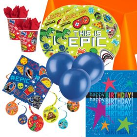 Epic Party Deluxe Pack for 16