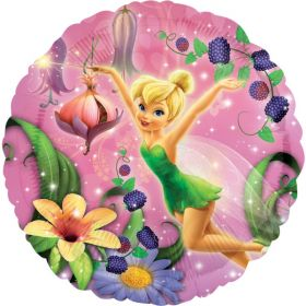 "Tinker Bell Foil Balloon 17"""