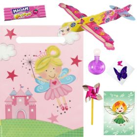 Filled Fairies Themed Party Bags
