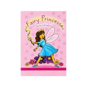 Fairy Princess Activity Book