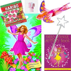 Fairy Pre Filled Party Bags, one supplied