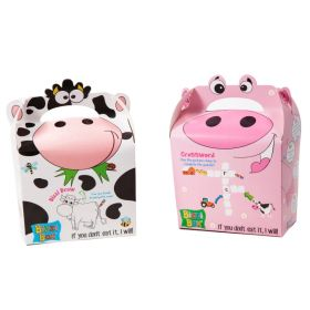 Farm Animals Meal Boxes