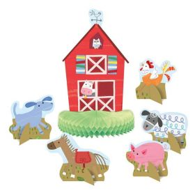 Farm Party Centerpiece Decoration