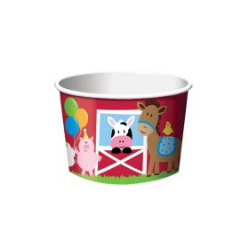 Farm Treat Tubs, pk6