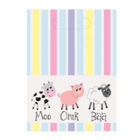 Farm Animals Party Bags