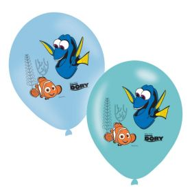 Finding Dory Latex Balloons pk6