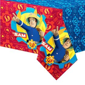 Fireman Sam Party Tablecover