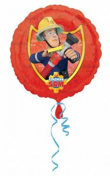 Fireman Sam Foil Balloon 18''