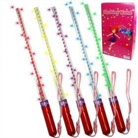 Flashing Wizard Light Stick, 32cm