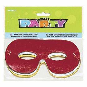 Foil Masks pk8