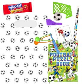 Football Pre Filled Party Bags (no.1), One Supplied
