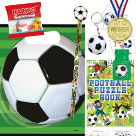 Football Pre Filled Party Bags (no.2), One Supplied