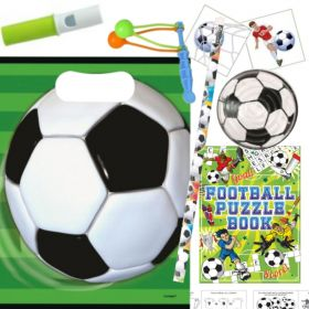 Football Pre Filled Party Bags (no.4), One Supplied