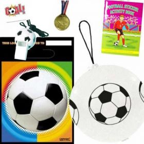 Football Pre Filled Party Bags (no. 2) one supplied