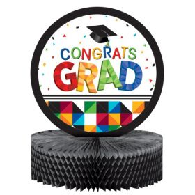 Graduation Fractal Fun Centrepiece