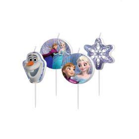 Disney Frozen Candle Set, pk4