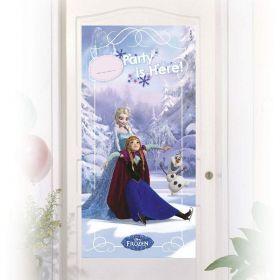 Frozen Door Decorations