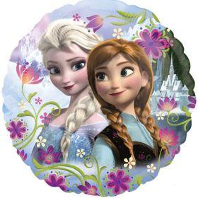 Disney Frozen Anna & Elsa Foil Balloon 17''